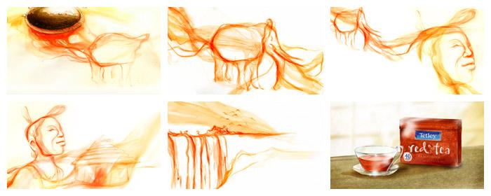 Red Tetley: Animatic